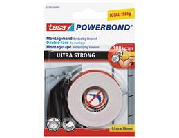 Tesa - Powerbond Ultra Strong, 1.5 m x 19 mm