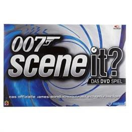 Mattel J5804 - Scene it? James Bond - Kinoquiz mit DVD