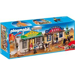 playmobil mitnehm westerncity duo. Black Bedroom Furniture Sets. Home Design Ideas
