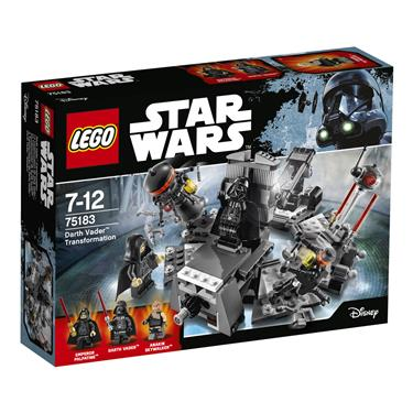 LEGO® Star Wars™ 75183 - Darth Vader™ Transformation