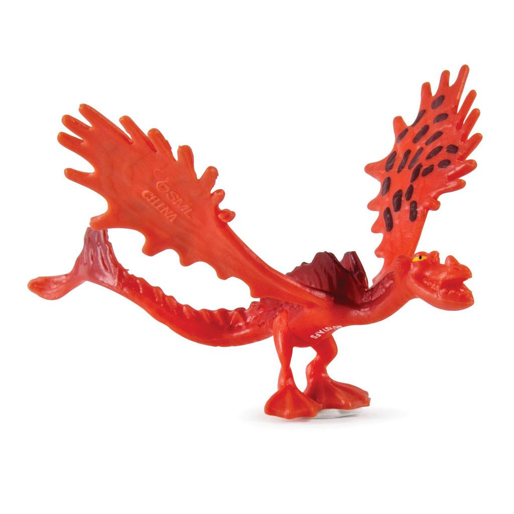 Spin Master Dreamworks Dragons Battle Dragons Grab N Go, sortiert