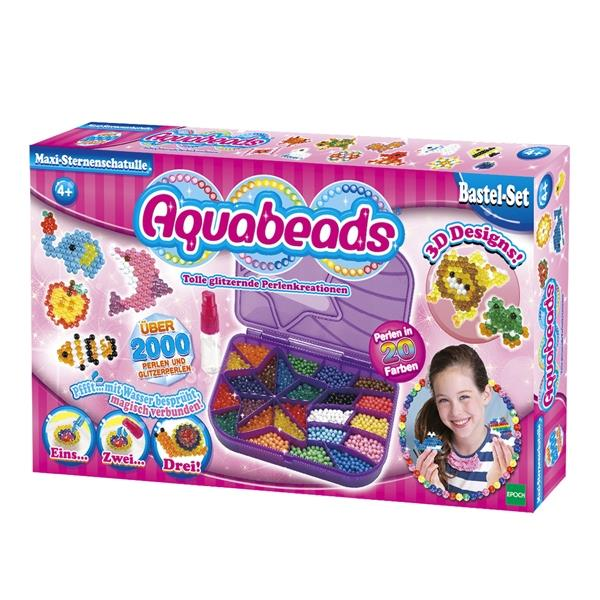 Aquabeads Maxi Sternenschatulle