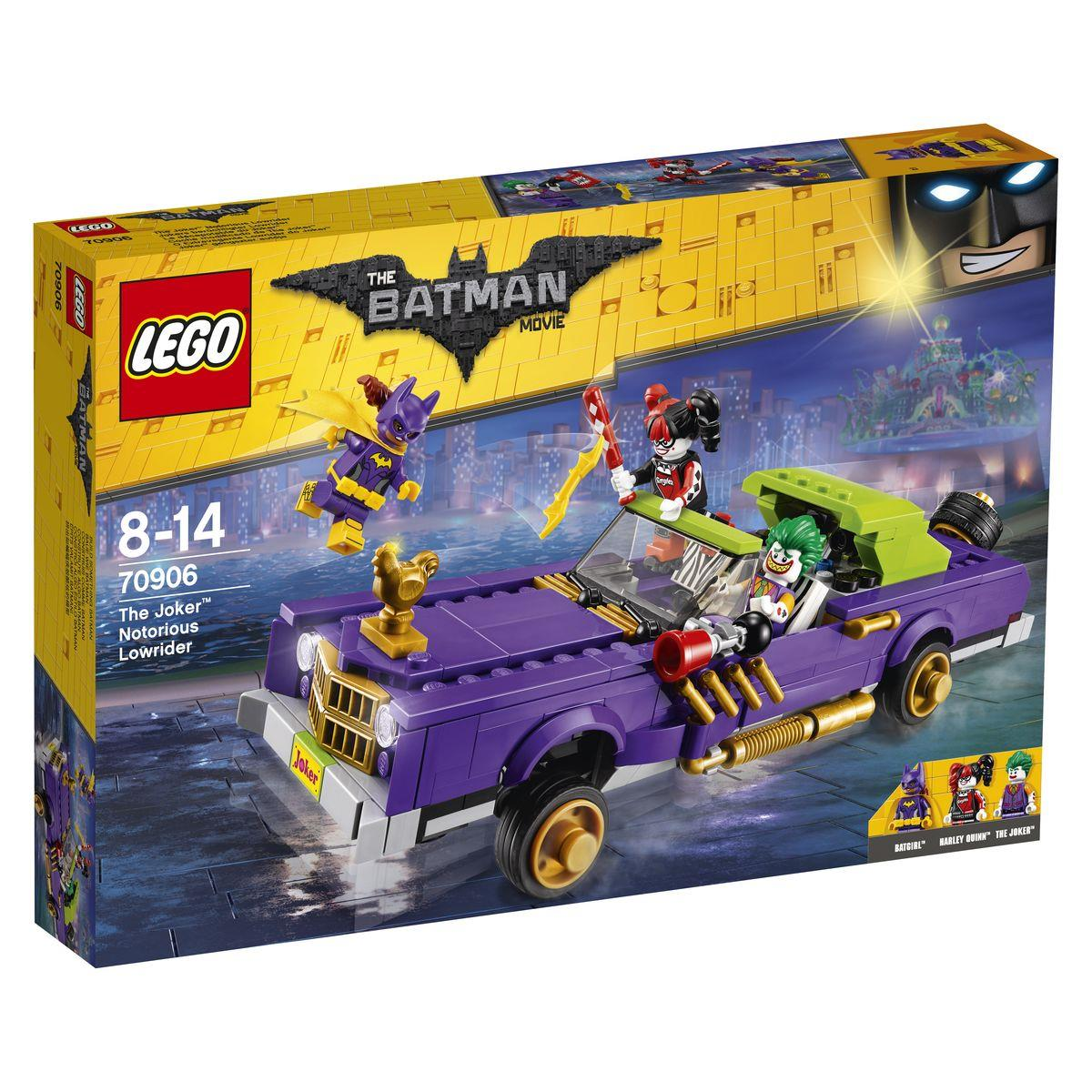 The LEGO® Batman Movie™ 70906 - Jokers berüchtigter Lowrider