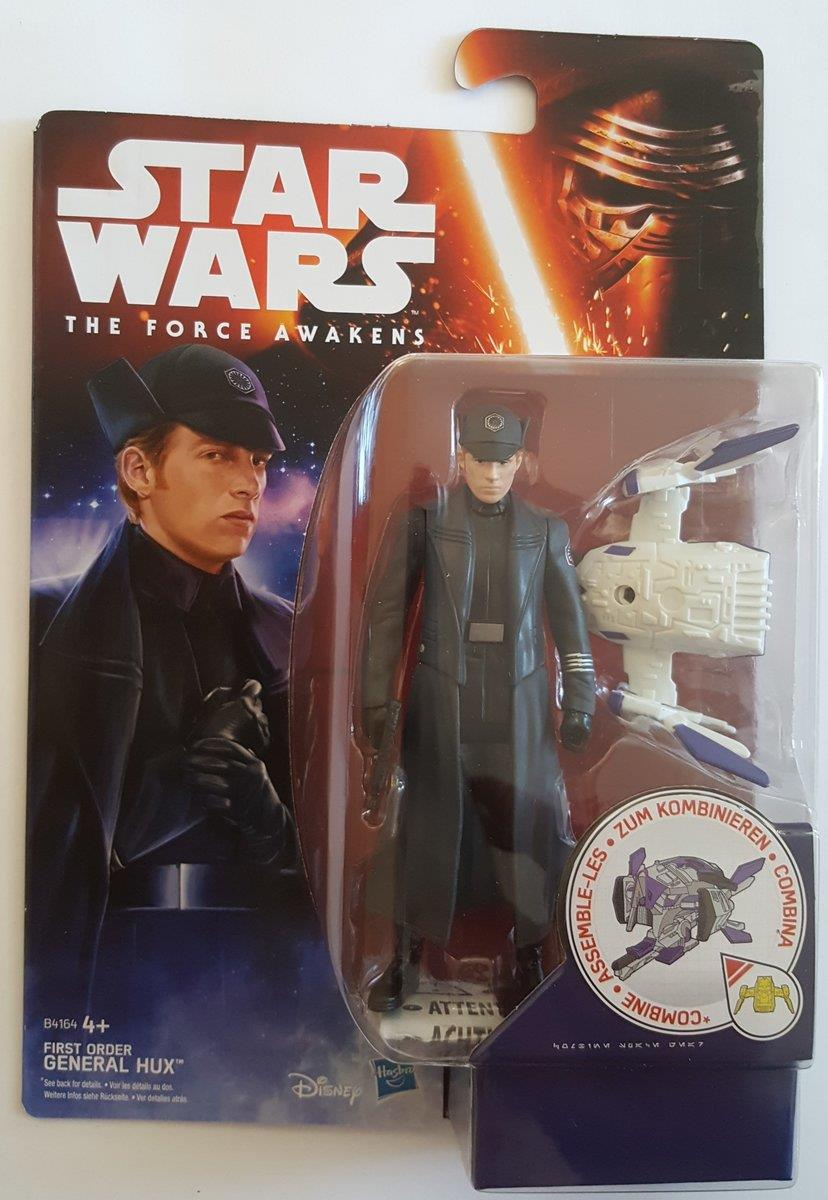 Hasbro Star Wars EP7 Figur First Order General Hux