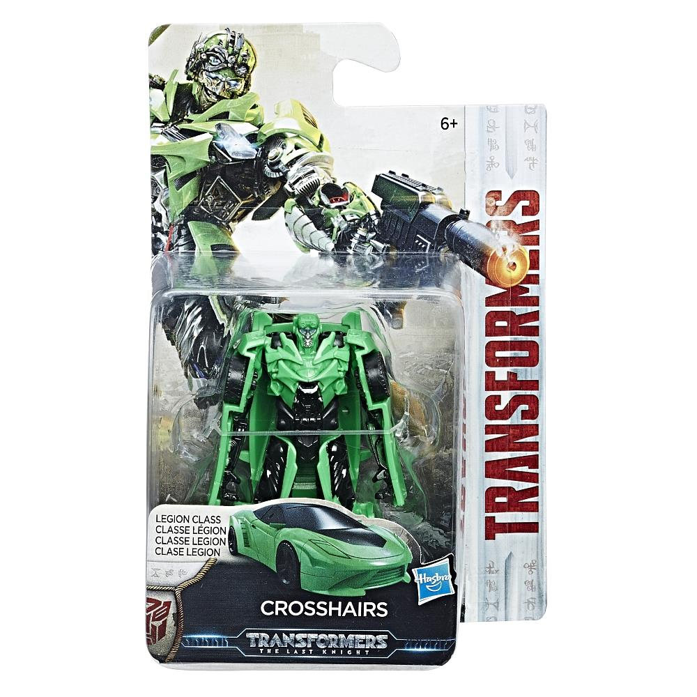 Hasbro Transformers The Last Knight Legion Class Crosshairs