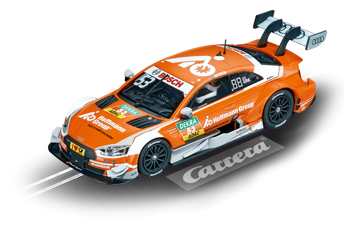 Carrera Digital 132 Audi RS 5 DTM J. Green, No.53