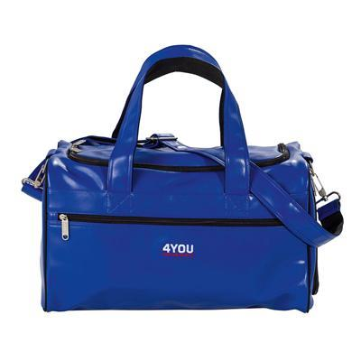4YOU Sporttasche M PU Blue