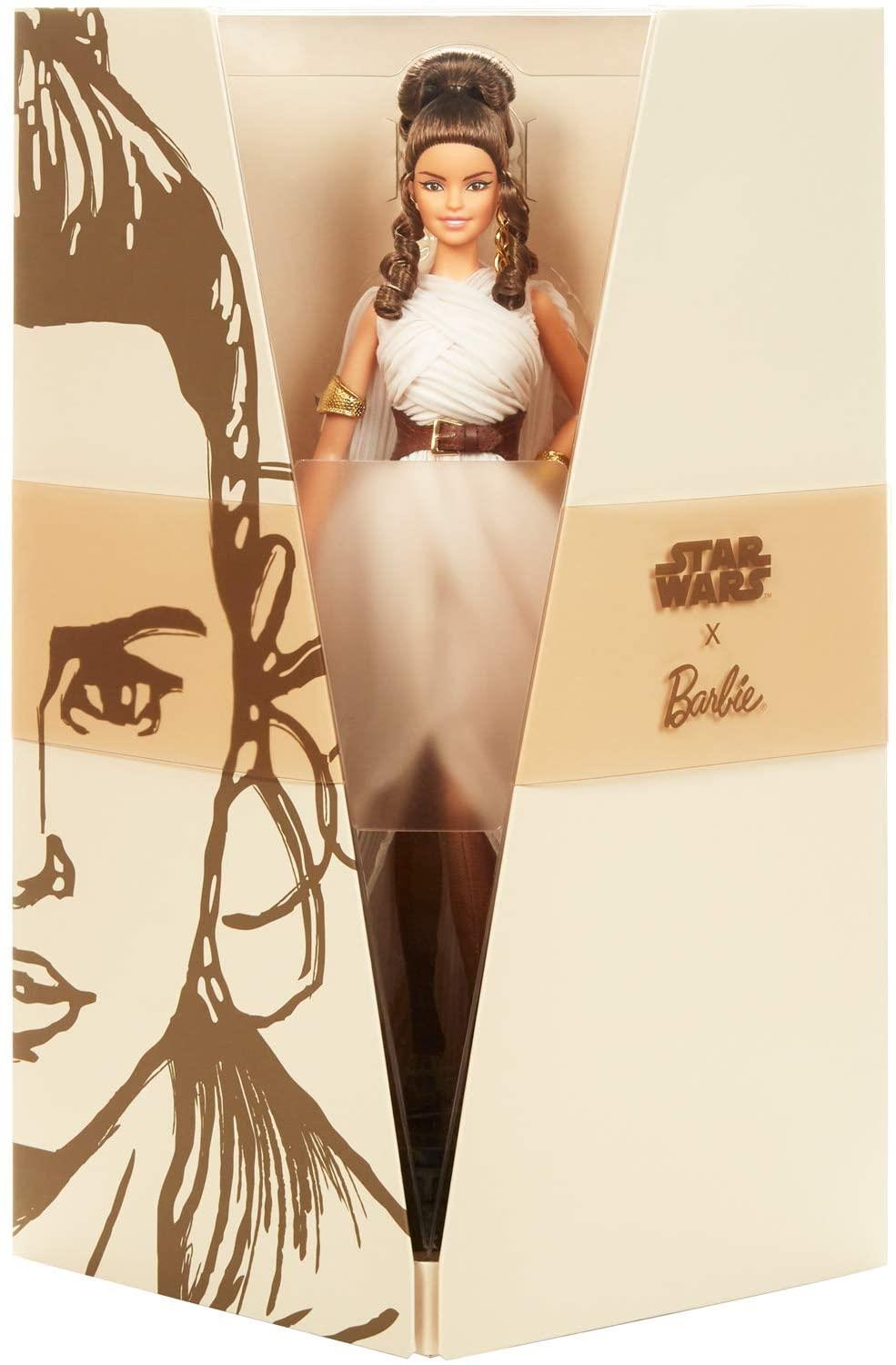 Barbie Signature Entertainment Star Wars Rey X Puppe