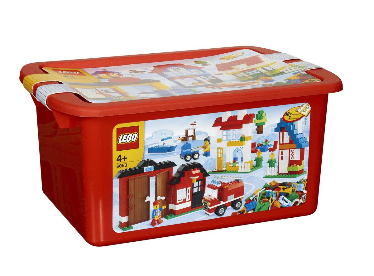lego® steine & co. 6053 - grosse bausteinkiste | duo-shop.de