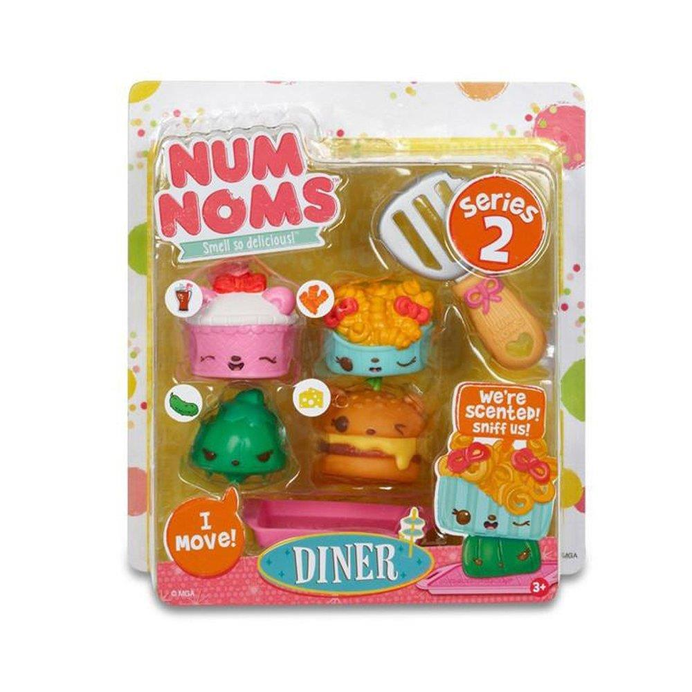 MGA Entertainment Num Noms Serie 2.0 Diner