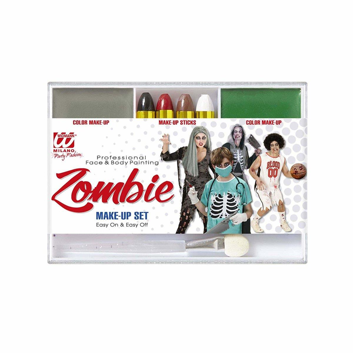 Widmann Make-Up Set Zombie