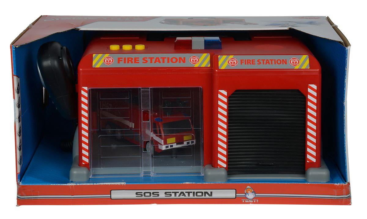 Dickie Toys S.O.S. Station, sortiert