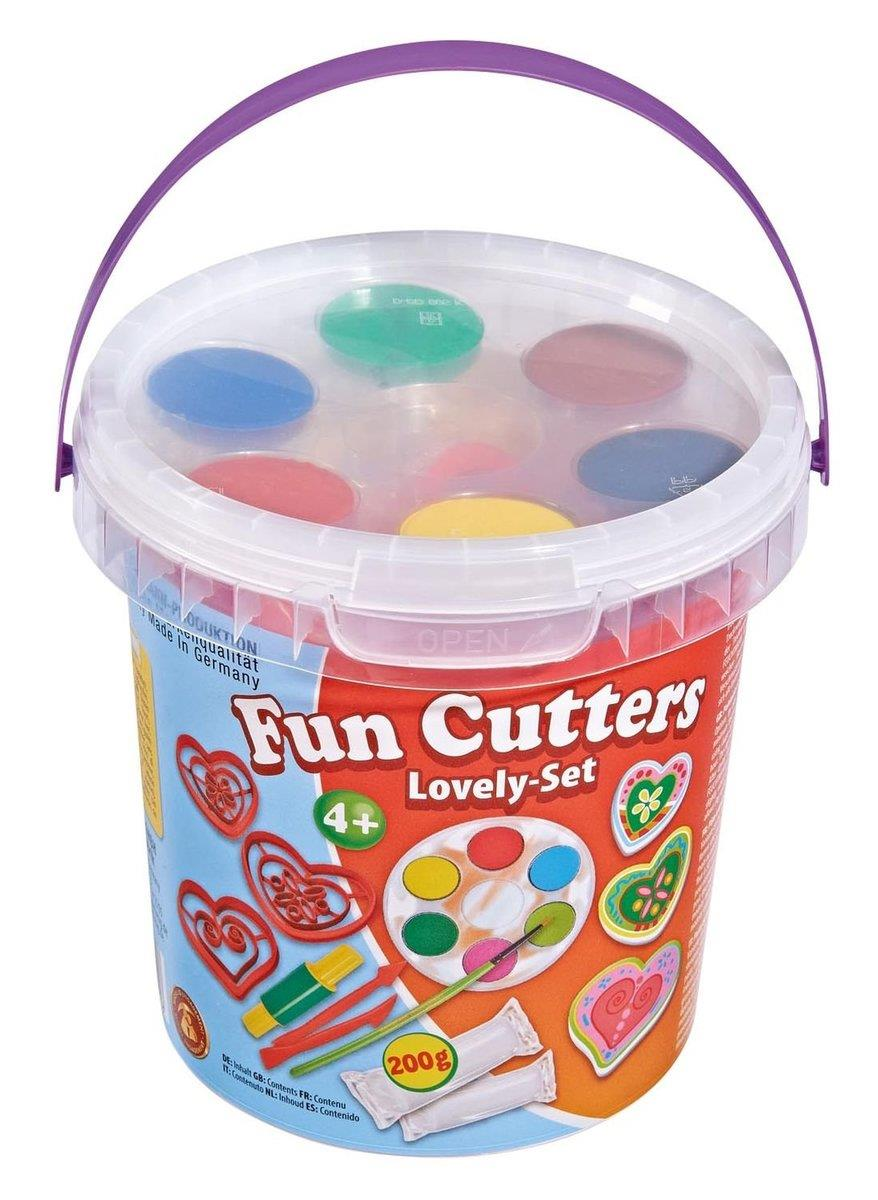Feuchtmann Fun Cutters Lovely-Set