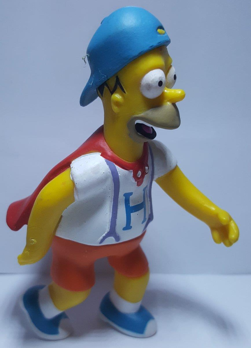 Universal Cards The Simpsons Dancing Homer