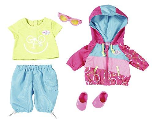 Baby born® Play & Fun Fahrrad Outfit