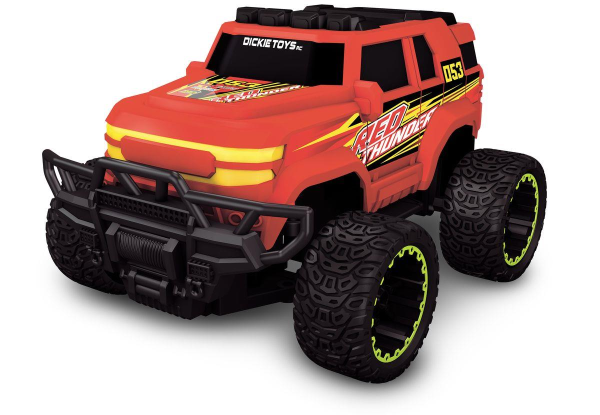 Dickie Toys RC Red Thunder