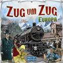 Asmodee Days of Wonder Zug um Zug Europa