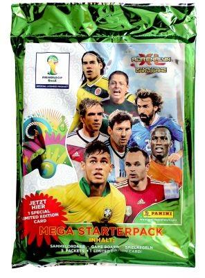 Panini FIFA World Cup 2014 Adrenalyn XL Starterpack