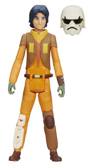 Hasbro Star Wars Rebels Figur Ezra Bridger, SL02