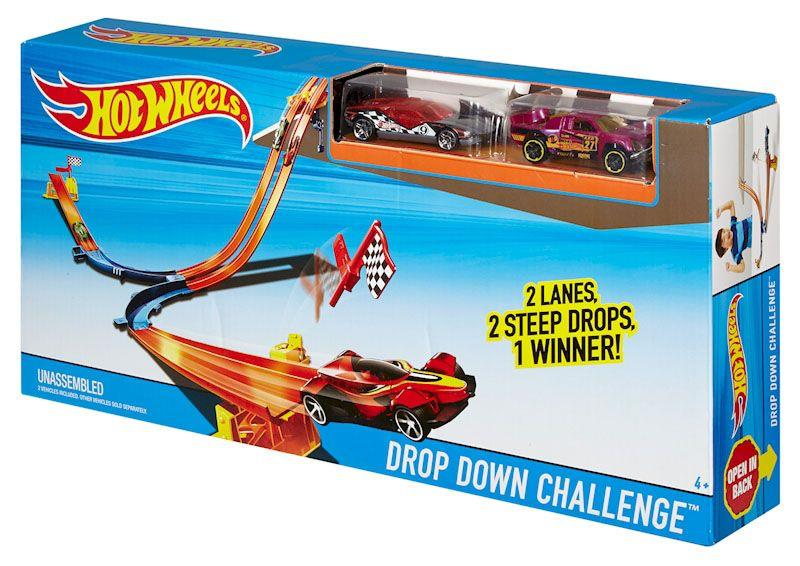 Hot Wheels Race Rally Set, sortiert