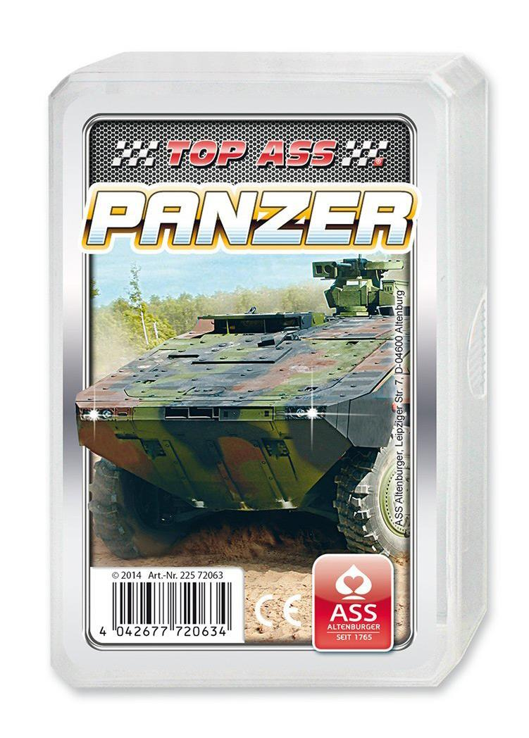 ASS Altenburger Quartett Panzer