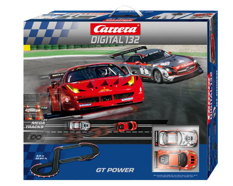 Carrera Digital 132 GT Power