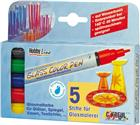 KREUL Glass ColorPen 5er Set