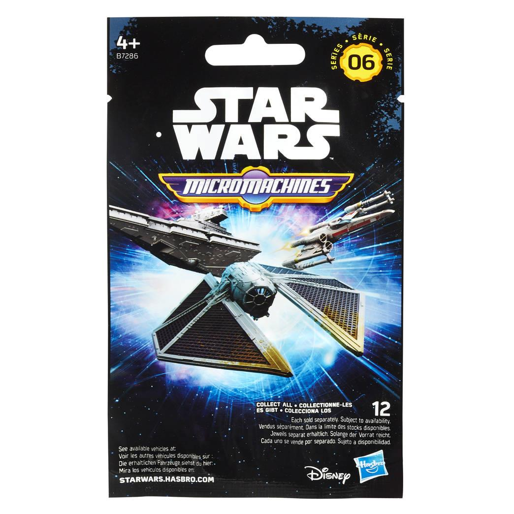 Hasbro Star Wars Rogue One MicroMachines Fahrzeuge, Blind Bag sortiert