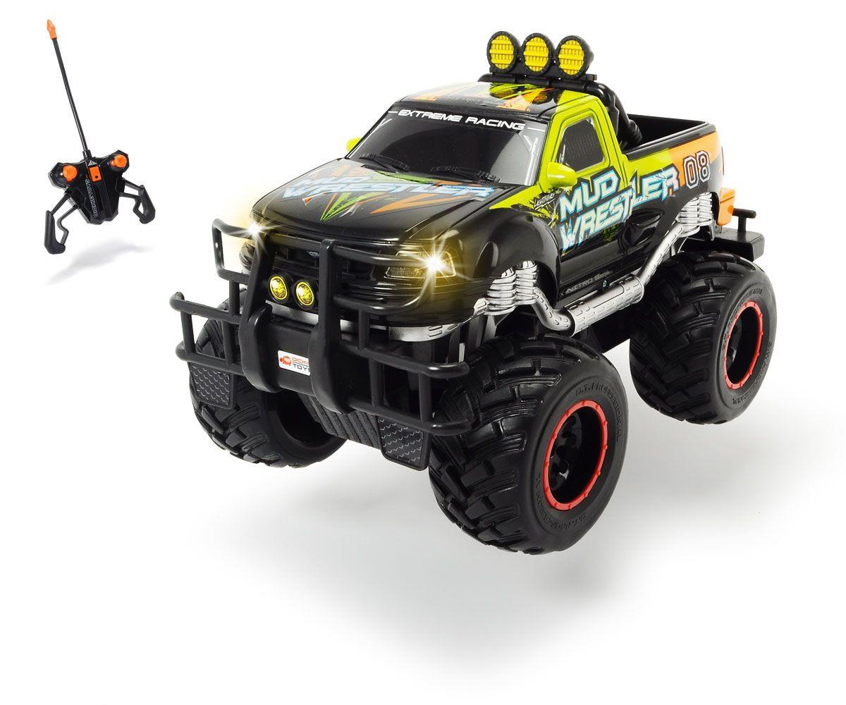 Dickie Toys RC Ford F150 Mud Wrestler, RTR