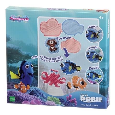 Aquabeads Disney Findet Dorie Formenset
