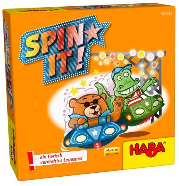 HABA 303743 Spin it!
