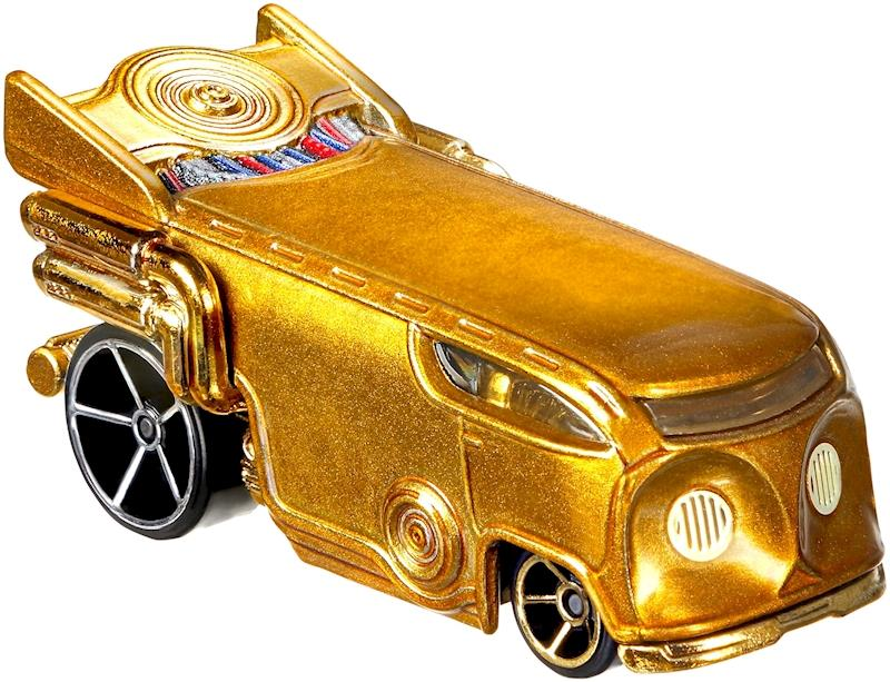 Hot Wheels Star Wars™ C-3PO™
