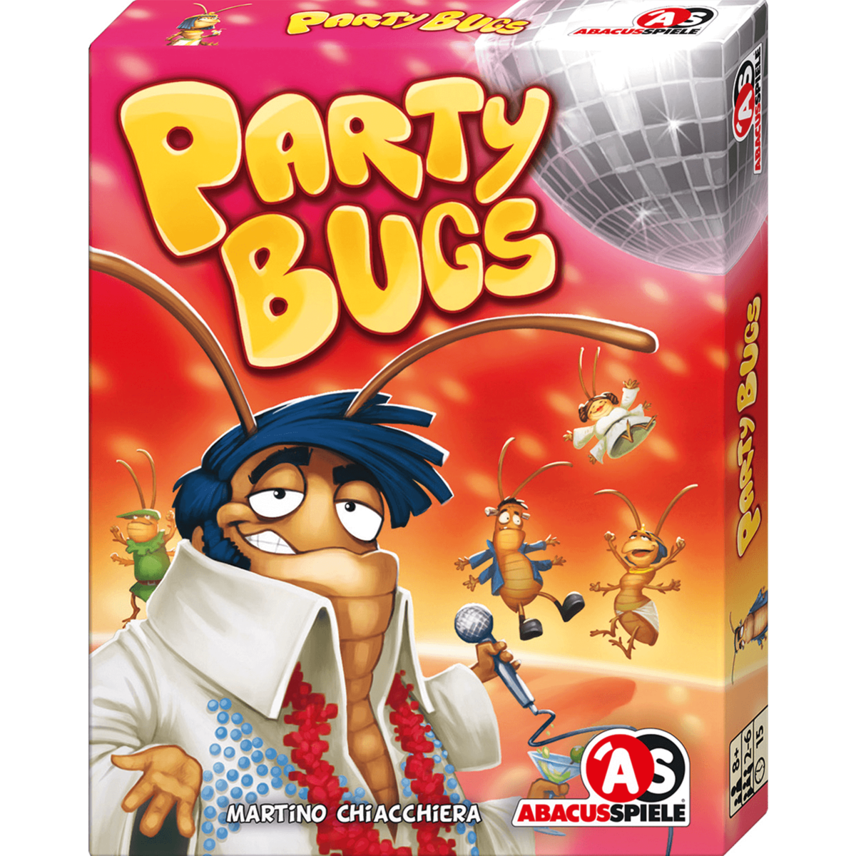 Abacusspiele  Party Bugs