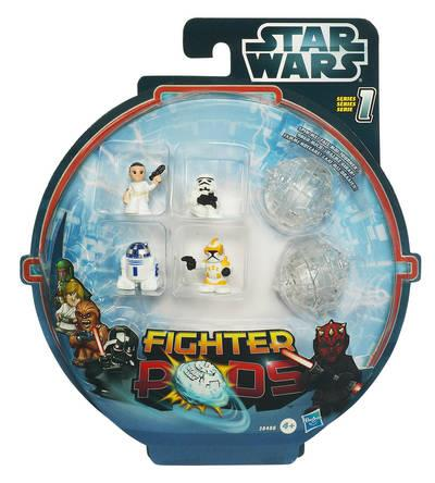 Hasbro Star Wars Fighter Pods Class 1