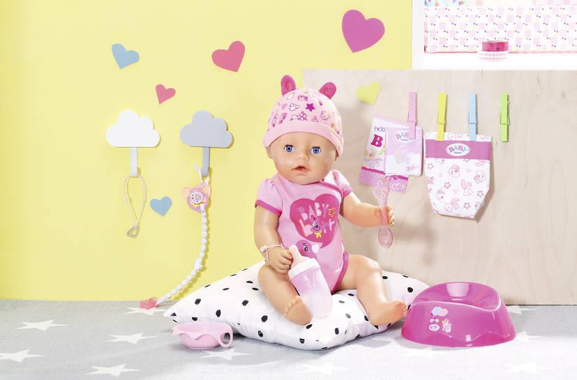 BABY born® Soft Touch Girl