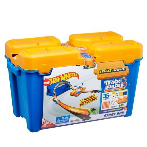 Hot Wheels Track Builder Starterbox