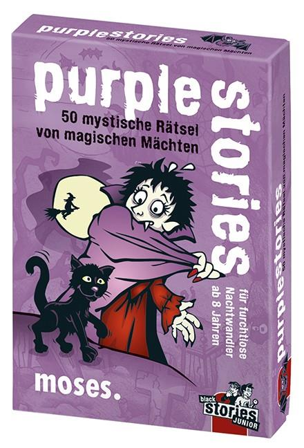 moses. Purple Stories, Junior Edition