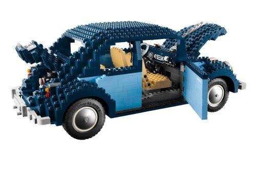 lego exklusiv 10187 vw k fer oldtimer vw beetle duo. Black Bedroom Furniture Sets. Home Design Ideas