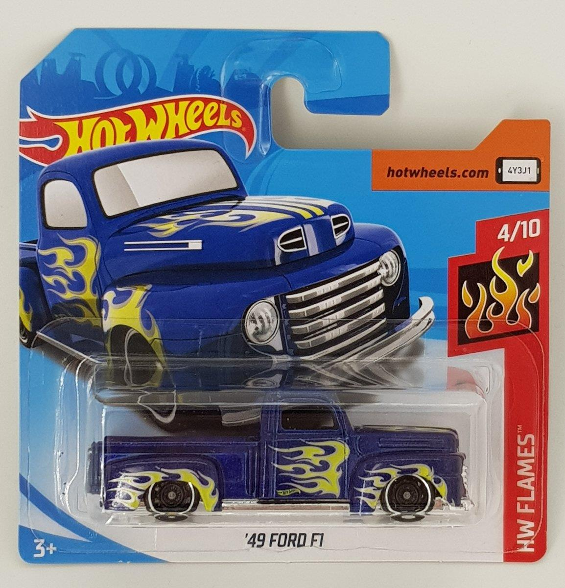 Hot Wheels '49 Ford F1