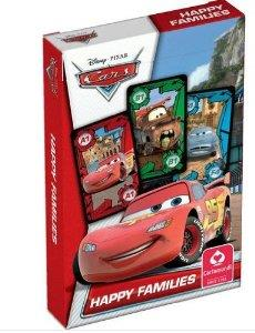 ASS Altenburger Disney Pixarr Cars Quartett