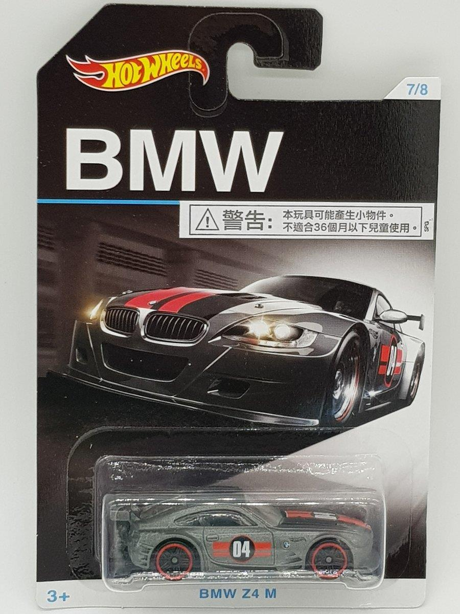 Hot Wheels BMW Z4 M 7/8