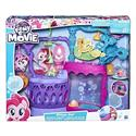 Hasbro My little Pony Movie Pinkie Pie Muschel Lagune