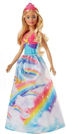 Barbie Dreamtopia Prinzessinnen, sortiert