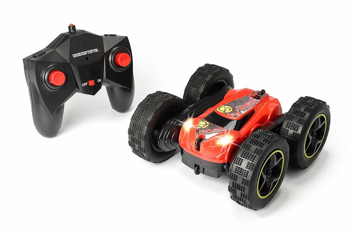 Dickie Toys RC Tumbling Flippy, Rotations- und Flip Funktion, 1 Stück, sortiert
