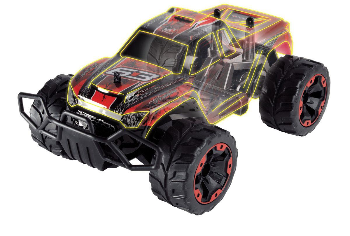 Dickie Toys RC Red Titan, RTR