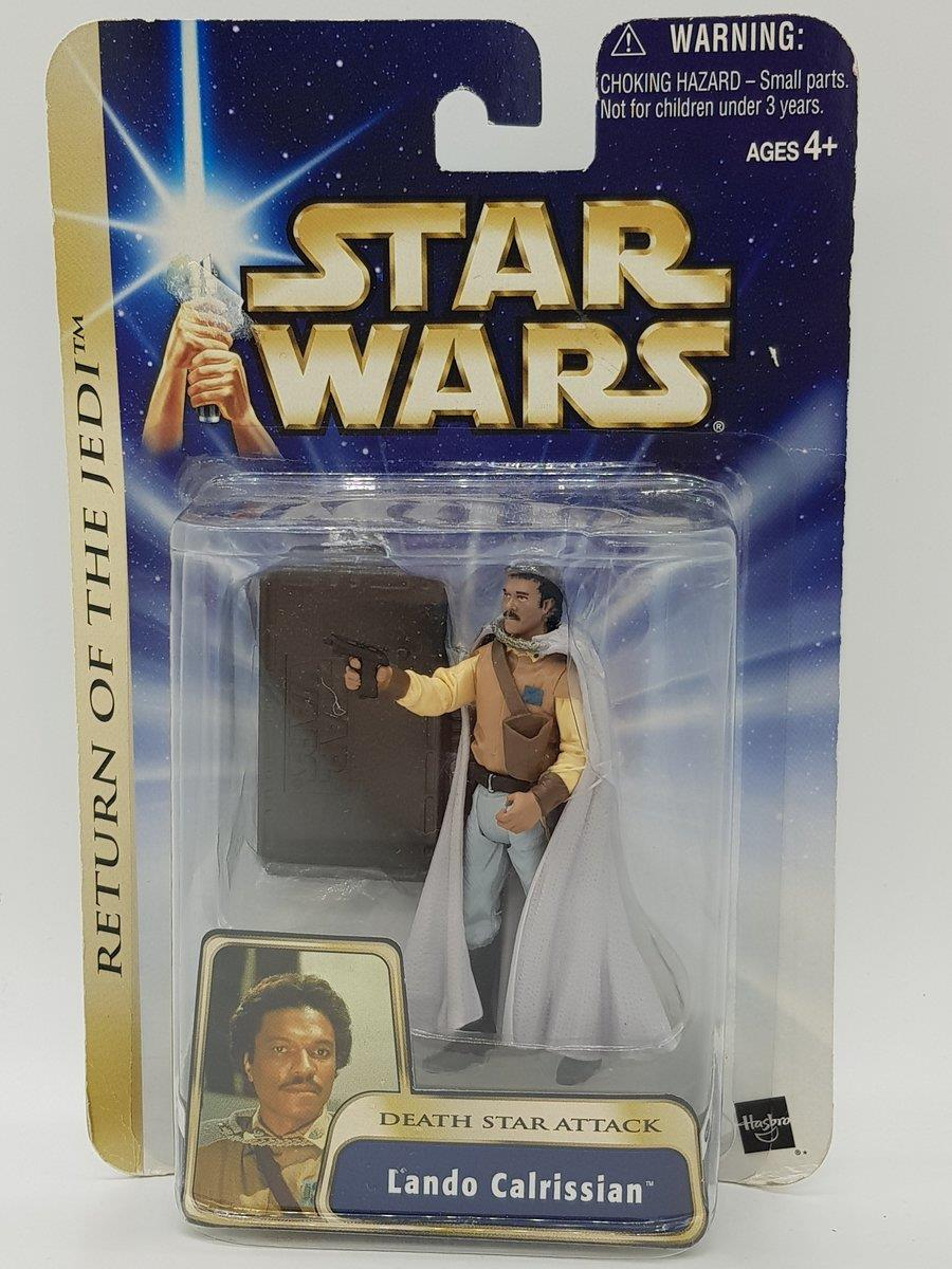 Hasbro Star Wars Episode 6 Figur Lando Calrissian