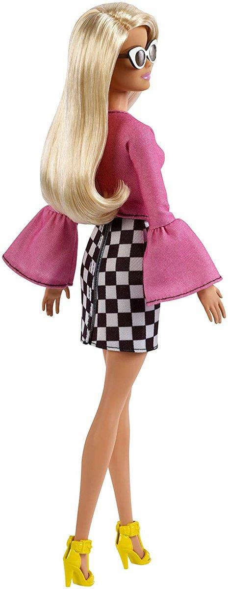 Barbie Fashionistas Puppe Checkered Chic