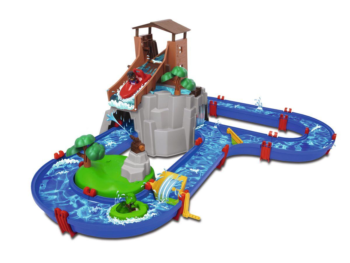 Aquaplay Wasserbahn Adventure Land