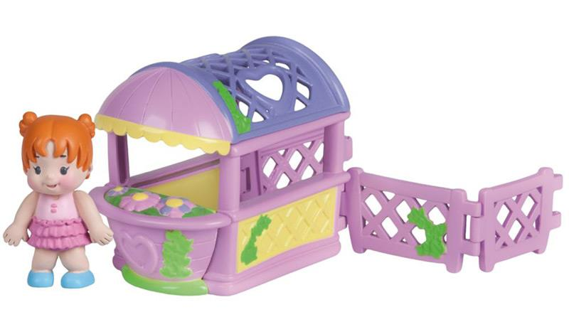 BABY born® Chiqui Movin Spielsets, sortiert
