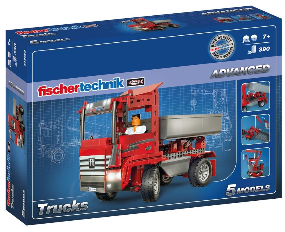 Fischertechnik ADVANCED Trucks
